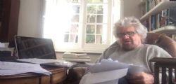 Beppe Grillo : Forse è finita l