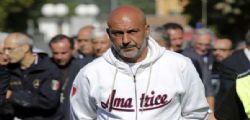 Amatrice : Il sindaco Pirozzi lascia l