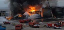 Esplode silos Lamezia Terme : 2 morti