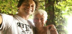 A 89 anni attraversa a nuoto il lago di Viverone! L'impresa di nonna Jacqueline
