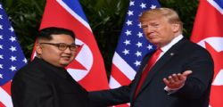 Nucleare, Donald Trump pronto a incontrare Kim Jong-un