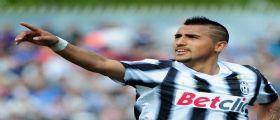 Juventus Milan 1-0 : rigore Arturo Vidal