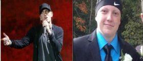 Eminem visita un fan 17enne in fin di vita : Gage Garmo muore il giorno dopo