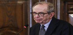 Ministro Padoan : grave errore abolire la Fornero