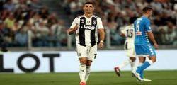 Serie A : Anticipo Udinese-Juventus 0-2