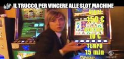 Le Iene Show : Come vincere facile alle slot machines