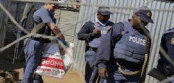 Sud Africa : Salvati i 955 minatori rimasti intrappolati