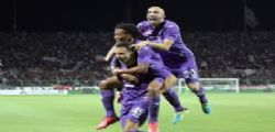 Dnipro-Fiorentina Diretta tv Streaming e Online Gratis Europa League