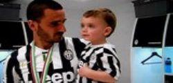 Leonardo Bonucci : Io e la malattia di mio figlio. Ho pensato di smettere