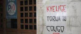 Kyenge torna in Congo : Forza Nuova contro il Ministro