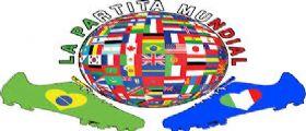 La Partita Mundial Italia-Brasile: Anticipazioni  20 Maggio | Incontro amichevole a scopo benefico