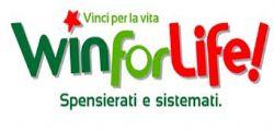 Win For Life Classico Ultima Estrazione Oggi giovedì 24 luglio 2014