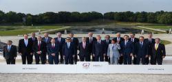 G7,intesa su tassazione giganti del web