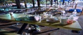 Scoppia un incendio al Luna Park a Taiwan : oltre 500 feriti