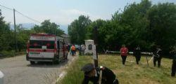 Incidente Rally Città di Torino - Auto travolge pubblico : morto bimbo