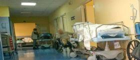 Jesi - Il 79enne Piero Corsetti muore in ospedale : La fede sparisce dal dito