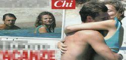 Luna di miele anticipata! Cristina Chiabotto e il fidanzato Marco Roscio a  Portofino