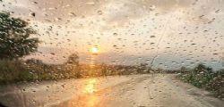 Maltempo : Allerta gialla in Veneto per piogge forti e rischio frane