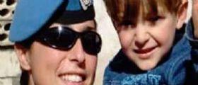 La soldatessa Stefania Stellaccio vittima dell