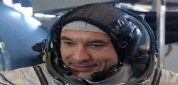 ISS : Annullata passeggiata Parmitano - Diretta Streaming
