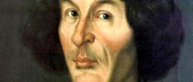 Niccolò Copernico : il doodle sulla teoria eliocentrica