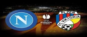 Napoli-Viktoria Plzen in Streaming Diretta Tv e Online Gratis