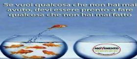 Beppe Grillo fa tremare Matteo Renzi : M5S ad un soffio dal PD!