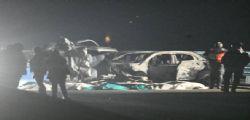 Auto contromano! Morti 4 ragazzi di Tirano, 1 donna di Bologna e 1 uomo di Como