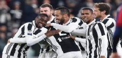 Risultati Serie A : Posticipo Juventus Crotone 3 0
