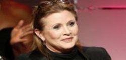 Il Cinema dice addio a Carrie Fisher : la principessa Leila di Star Wars è morta