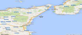 Terremoto Oggi Stretto di Messina magnitudo 3.3 : L