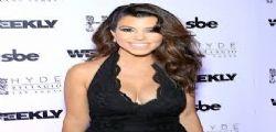 Kourtney Kardashian : La sorella di Kim senza veli su Instagram