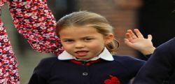 La principessa Charlotte a scuola è soprannominata Princess Warrior