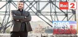 Boss in incognito | Chi è Fabio Colucci | Anticipazioni Streaming Rai Replay 23 Febbraio 2015