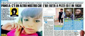 Pamela Mastropietro/ un altro uomo coinvolto nel delitto è in fuga: Forse è stato lui a farla a pezzi