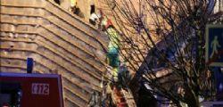 Esplosione Anversa Pizzeria Italiana : feriti e dispersi - non è terrorismo