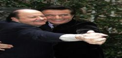 Christian De Sica e Massimo Boldi hanno fatto pace : Torneranno anche a lavorare insieme?