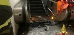 Guasto alla scala mobile metro Roma : inchiesta per lesioni
