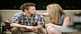 Beautiful Anticipazioni | Video Mediaset Streaming Puntata Oggi : Maya e Rick si baciano!