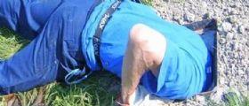 Ravenna : Pensionato 80enne rimane incastrato tutta la notte nel tombino