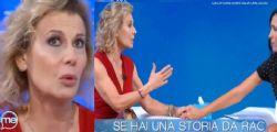 Daniela Poggi si commuove a Vieni da me: Ho vissuto una notte in carcere