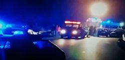 Cosenza, incidente auto : 4 morti e 2 feriti