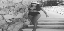 Elisabetta Gregoraci : Il decolletè è esplosivo instagram