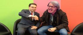 Andrea Diprè annienta Vittorio Sgarbi : Ma chi è? Una scatola di sottaceti o sgombri?