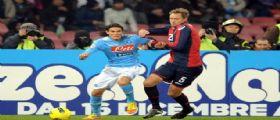 Napoli Genoa Streaming Diretta TV e Online Gratis dal San Paolo