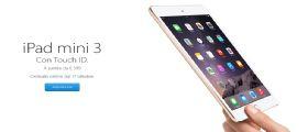 iPad Mini 3 : Perchè non conviene acquistarlo?