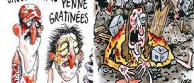 Charlie Hebdo risponde alla querela di Amatrice : Non abbiamo paura