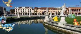 Padova, in scooter a caccia dei Pokemon : Arriva la prima multa in Italia