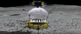 La Cina torna sulla Luna mentre la Tiangong-2 prende vita
