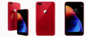 Apple presenta ufficialmente i nuovi iPhone 8 e 8 Plus (PRTODUCT)RED Special Edition